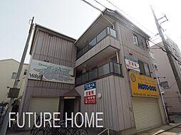 [タウンハウス] 兵庫県神戸市東灘区青木2丁目 の賃貸【/】の外観