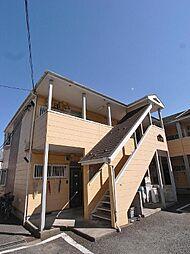 プランドール壱番館[2階]の外観