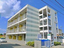 奈良県奈良市二条大路南5丁目の賃貸アパートの外観