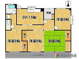 久留米大学前駅 5.0万円