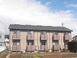 長野県長野市若里2丁目の賃貸アパートの外観
