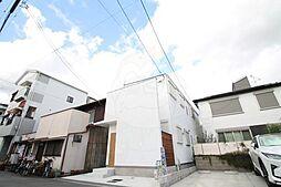 阪堺電気軌道上町線 帝塚山四丁目駅 徒歩6分の賃貸アパート
