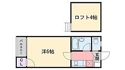 藤崎駅 3.4万円