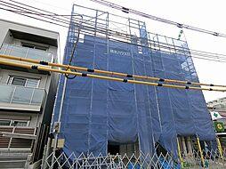 リラサーレ甲子園高潮町[2階]の外観