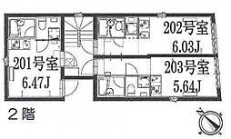 ゴールドレジデンシア大塚[2階]の間取り