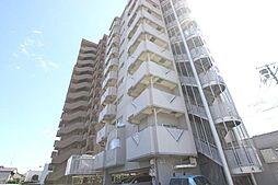 広島県福山市南蔵王町6丁目の賃貸マンションの外観