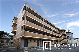 愛知県豊田市井上町10丁目の賃貸マンションの外観