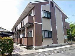 宮崎県宮崎市恒久南3丁目の賃貸アパートの外観