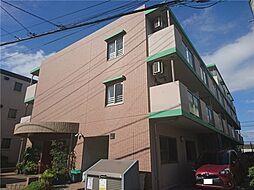千葉県船橋市新高根3丁目の賃貸マンションの外観