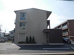 兵庫県尼崎市常松2丁目の賃貸アパートの外観