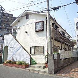 静岡県浜松市中区塩町の賃貸アパートの外観