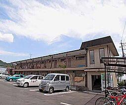 京都府京都市北区上賀茂前田町の賃貸アパートの外観
