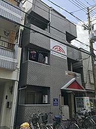 OMレジデンス西加賀屋[3階]の外観