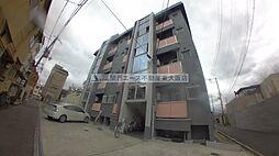 コーポ静[2階]の外観