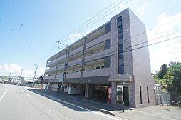 福岡県糟屋郡新宮町大字原上の賃貸マンションの外観