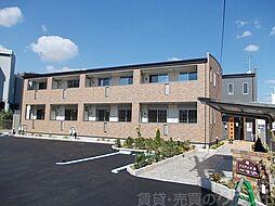 近鉄長野線 富田林西口駅 徒歩7分の賃貸アパート