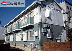 ユースフラッツ[1階]の外観