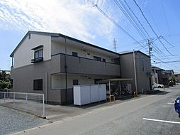 静岡県浜松市中区早出町の賃貸マンションの外観