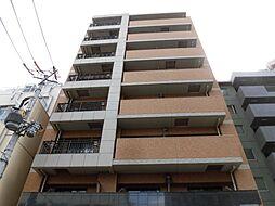 バーゼル江坂[8階]の外観
