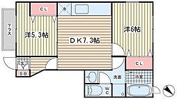 須磨浦公園駅 5.0万円