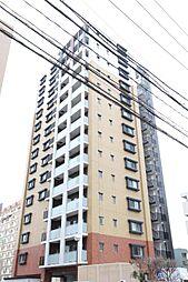 福岡県北九州市小倉北区砂津1丁目の賃貸マンションの外観