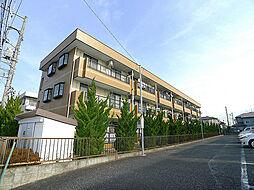 埼玉県春日部市大枝の賃貸マンションの外観