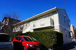 広島県広島市安佐南区祇園3丁目の賃貸アパートの外観