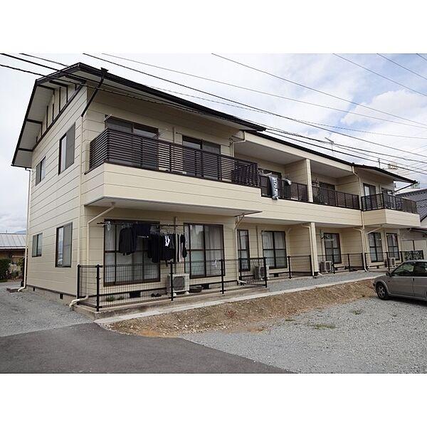 長野県佐久市中込の賃貸アパート
