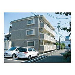 ドムス東静岡[2階]の外観