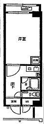 シャンボール内本町[301号室]の間取り