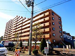 ライオンズマンション金剛[3階]の外観