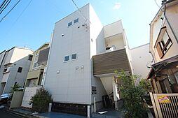 愛知県名古屋市中川区松葉町1丁目の賃貸アパートの外観