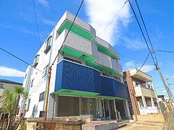 ホーマット北浦和[3階]の外観