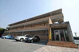 福岡県久留米市荒木町荒木の賃貸マンションの外観