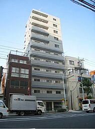 スカイコート田端第3[5階]の外観