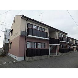 山口県下関市綾羅木新町4丁目の賃貸アパートの外観
