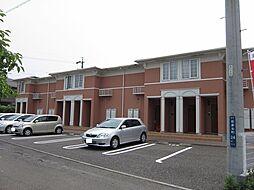 静岡県静岡市葵区西瀬名町の賃貸アパートの外観