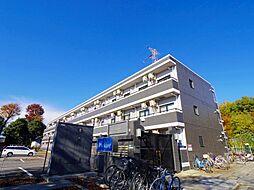 アメニティコウヤマ第15ガーデン[1階]の外観