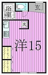 ITO[102号室]の間取り
