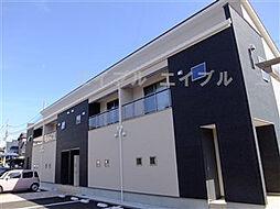 [テラスハウス] 兵庫県姫路市飾東町佐良和 の賃貸【/】の外観