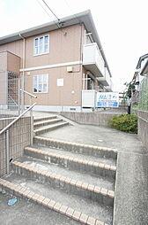 グレイス日吉台西[1階]の外観