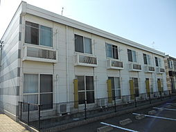 奈良県天理市三昧田町の賃貸アパートの外観