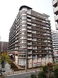 大阪府大阪市天王寺区筆ヶ崎町の賃貸マンションの外観