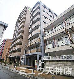 福岡県福岡市中央区大宮2丁目の賃貸マンションの外観