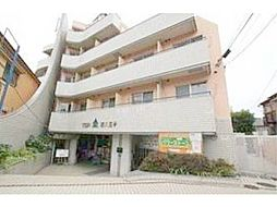 東京都八王子市散田町1丁目の賃貸マンションの外観