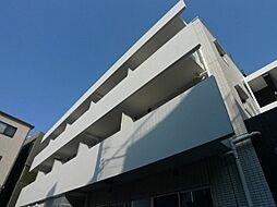 東京都渋谷区恵比寿西2丁目の賃貸マンションの外観