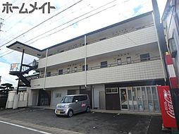 マンション 白木[2階]の外観