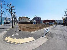 閑静な住宅地に角地含む全7区画の売地が発表されました(2018.4)