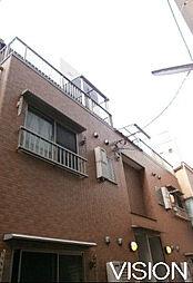 東京都台東区寿2丁目の賃貸マンションの外観