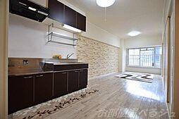 福岡県北九州市小倉北区片野新町3の賃貸マンションの外観